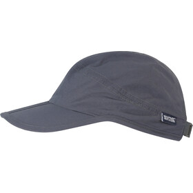 Regatta Folding Peak Gorra, seal grey